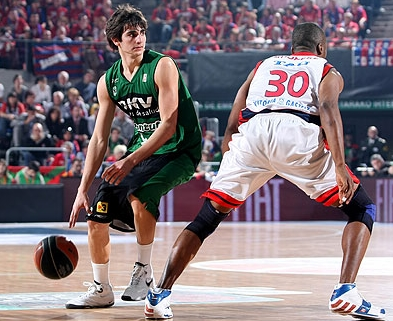 Scouting the NBA Draft Prospects at the 2008 Copa del Rey