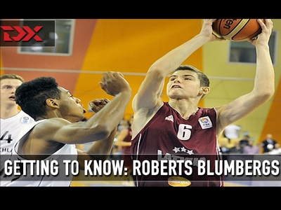 Getting to Know: Roberts Blumbergs