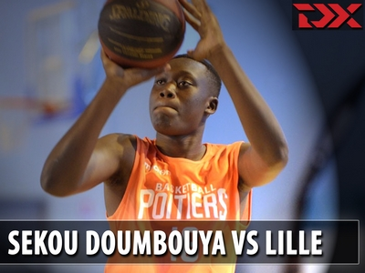 Sekou Doumbouya vs Lille Matchup Video