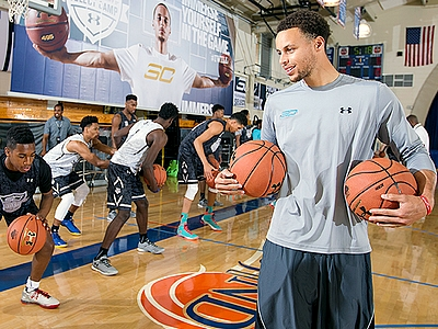 Stephen Curry Select Camp Scouting Reports
