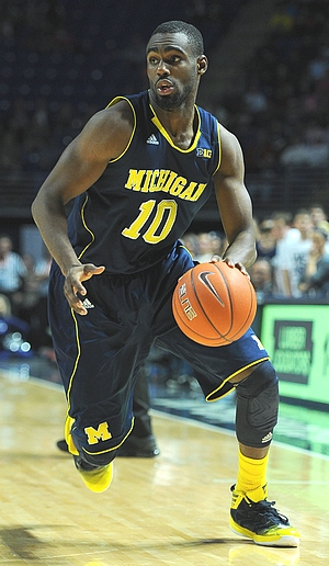 huge discount 9071f 73a26 DraftExpress - Tim Hardaway Jr DraftExpress Profile: Stats ...