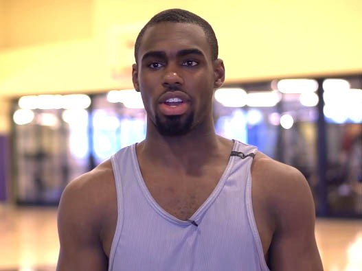 Tim Hardaway Jr. Workout Video