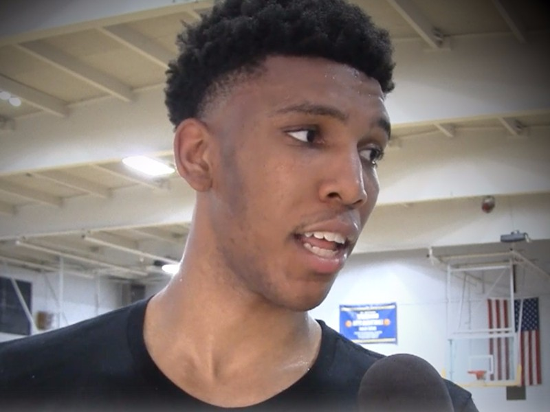 Tony Bradley Pro Day Workout and Interview