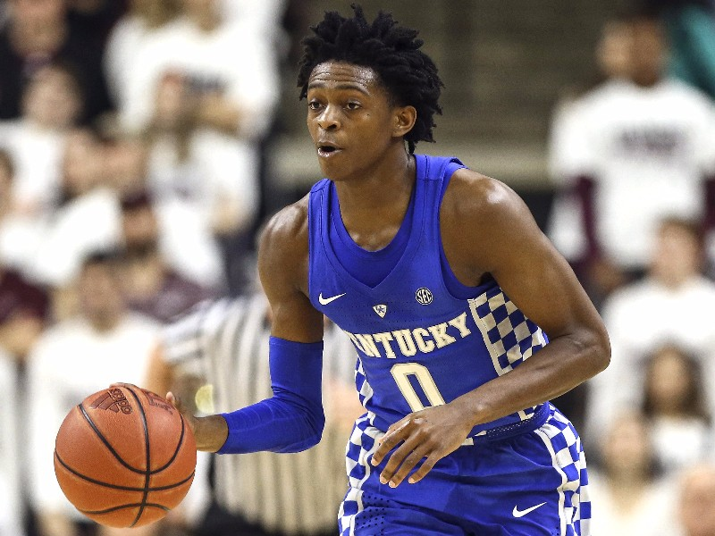 NCAA Tournament NBA Draft Prospect Guide: Sweet 16 Friday