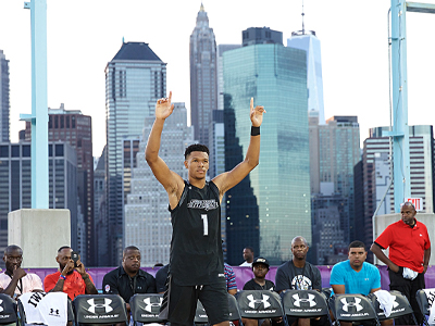 Shooting Key to NBA Prospects at Elite 24
