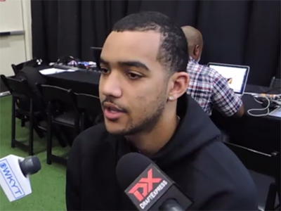 Trey Lyles Interview
