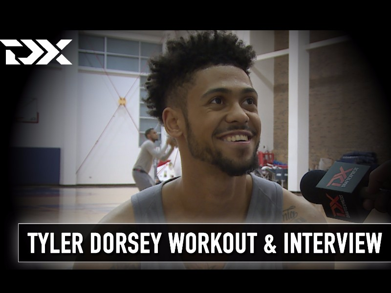 Tyler Dorsey NBA Pre-Draft Workout and Interview