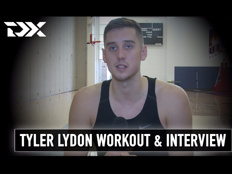 Tyler Lydon NBA Pre-Draft Workout and Interview