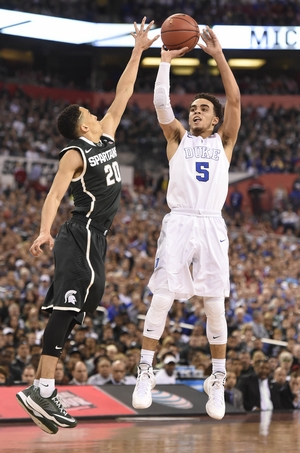 Tyus Jones profile