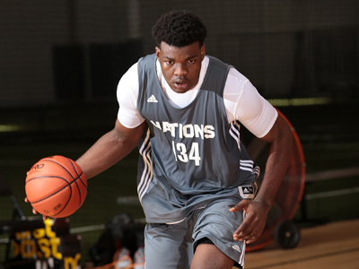 Udoka Azubuike 2015 adidas Nations Interview