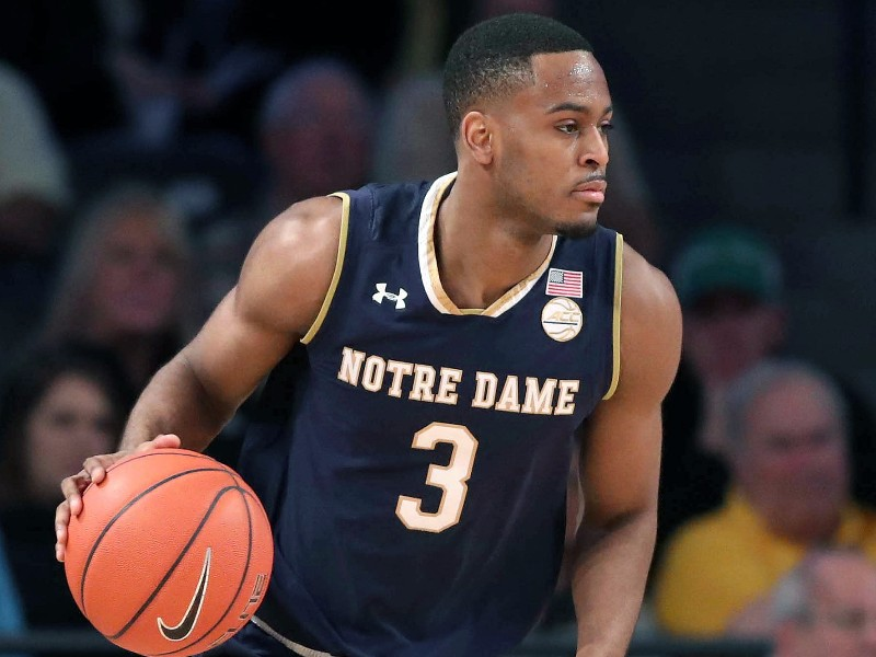 V.J. Beachem NBA Draft Scouting Report and Video Analysis
