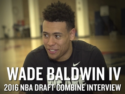 Wade Baldwin 2016 NBA Pre-Draft Workout Video and Interview