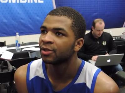 Aaron Harrison and Norman Powell Interviews