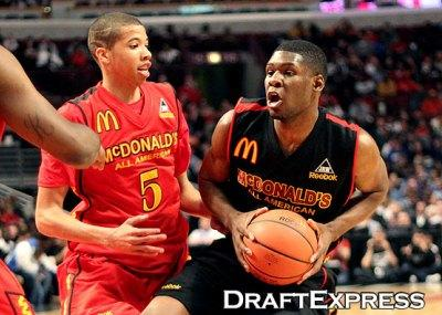 McDonald's All-American Game Video Profile: Adonis Thomas
