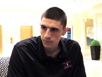 NBA Combine Interviews: Len, Mitchell, Kadji, Murphy