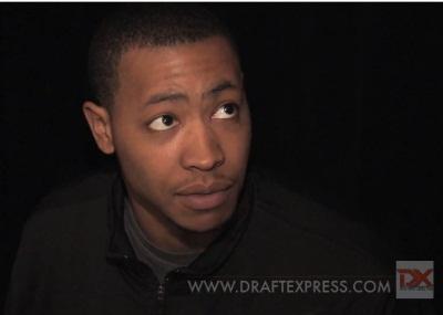 NBA Combine Interviews: Marshon Brooks, Andrew Goudelock,Isaiah Thomas