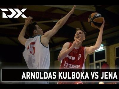 Arnoldas Kulboka Matchup Video