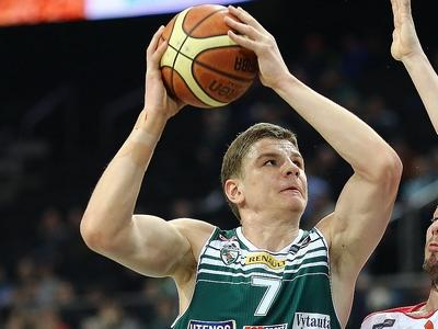 Arturas Gudaitis NBA Draft Scouting Report and Video Breakdown