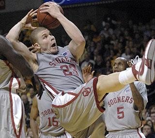NCAA Weekly Performers, 1/3/08-- Part One