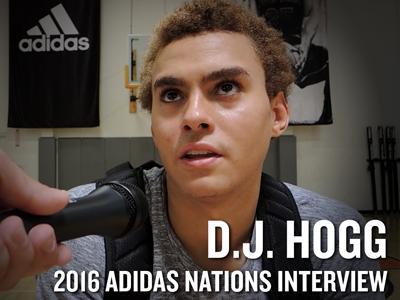 2016 adidas Nations Interviews: DJ Hogg, Carlton Bragg, Chimezie Metu