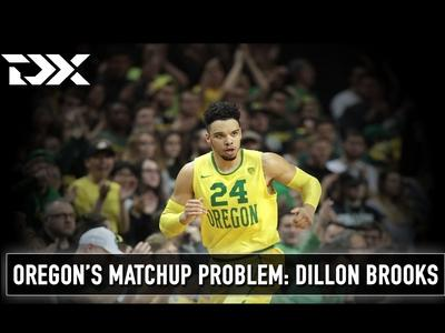 Oregon's Mismatch Problem- Dillon Brooks