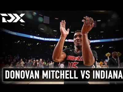 Matchup Video: Donovan Mitchell vs Indiana
