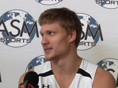 Egidijus Mockevicius Interview from ASM Sports Pro Day