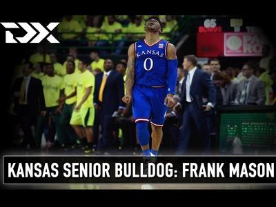 Frank Mason: Kansas Senior Bulldog