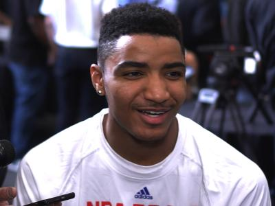 2014 NBA Combine Interviews: Kyle Anderson, P.J. Hairston, Gary Harris
