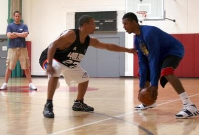 West Coast Workout Swing:Day 4 (Nick Young,Bobby Brown,Danny Granger)