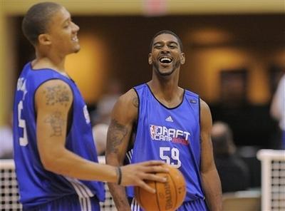 NBA Pre-Draft Camp, Day Four