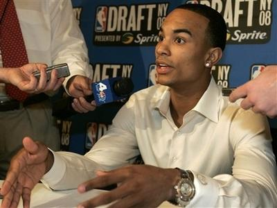 NBA Draft Media Day, Part 2 (Bayless, Westbrook, Gordon, Augustin,etc)