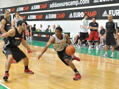 2011 adidas Eurocamp: Day Two