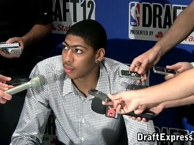 2012 NBA Draft Media Day Interviews Part One