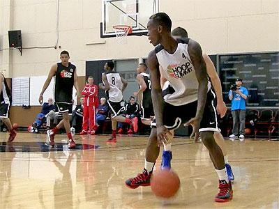 2013 Nike Hoop Summit World Select Team: Practices Three and Four