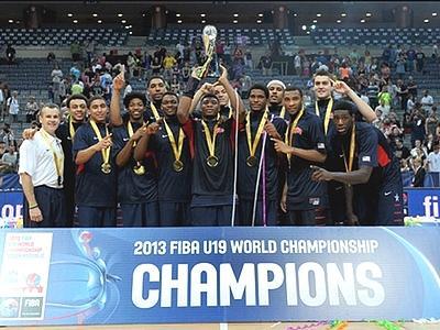 2013 FIBA U19 World Championship Interviews: Smart, Donovan, Bolden