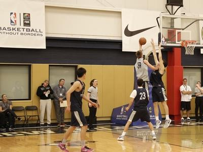 Basketball Without Borders Global Camp Evaluations: Forwards/Big Men