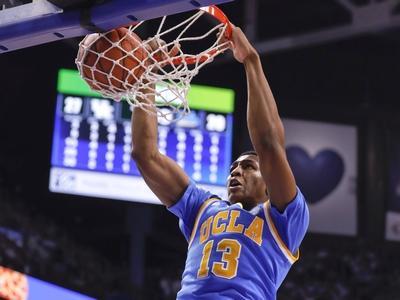Ike Anigbogu - UCLA's Enforcer