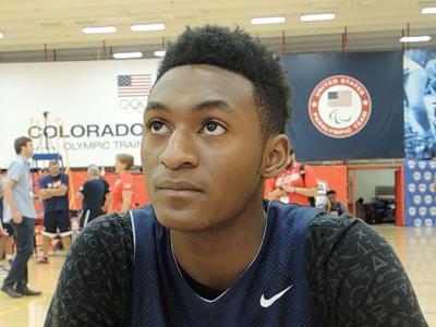 2016 USA Basketball U17 Training Camp Interviews Part 1