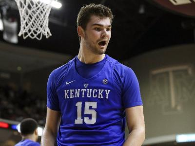 Isaac Humphries NBA Draft Scouting Report