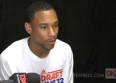 NBA Combine Interviews: Sullinger, Melo, Sims