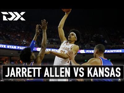 Matchup Video: Jarrett Allen vs Kansas