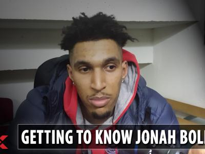 Getting to Know: Jonah Bolden