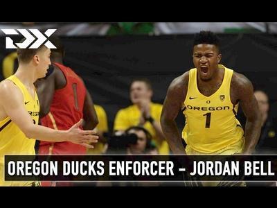 Jordan Bell - Oregon Ducks Enforcer