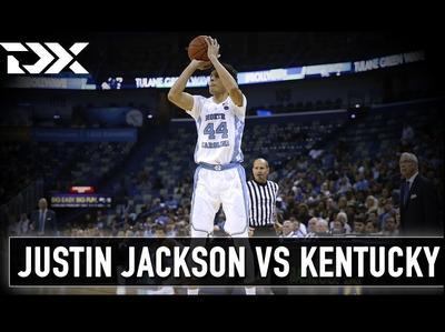 Matchup Video: Justin Jackson vs Kentucky