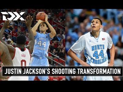 Justin Jackson's Shooting Transformation