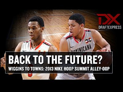 Back to the Future? Andrew Wiggins to Karl Towns at Nike Hoop Summit
