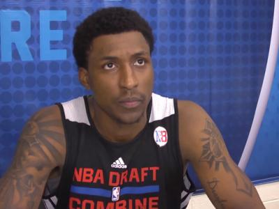 NBA Combine Interviews: Caldwell-Pope, Franklin, Brown, Clyburn