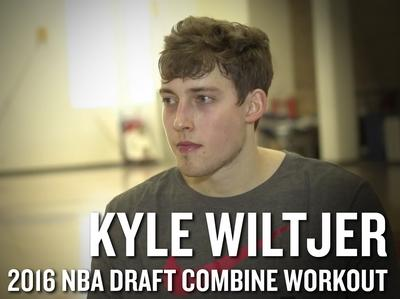 Kyle Wiltjer 2016 NBA Pre-Draft Workout Video and Interview