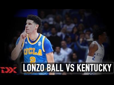 Matchup Video: Lonzo Ball vs Kentucky